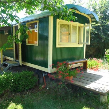 Pipowagen-zigeunerwagen-A2-Agricamp-Picobello-Shell-inkijk-minicamping-bed&breakfast-trekking